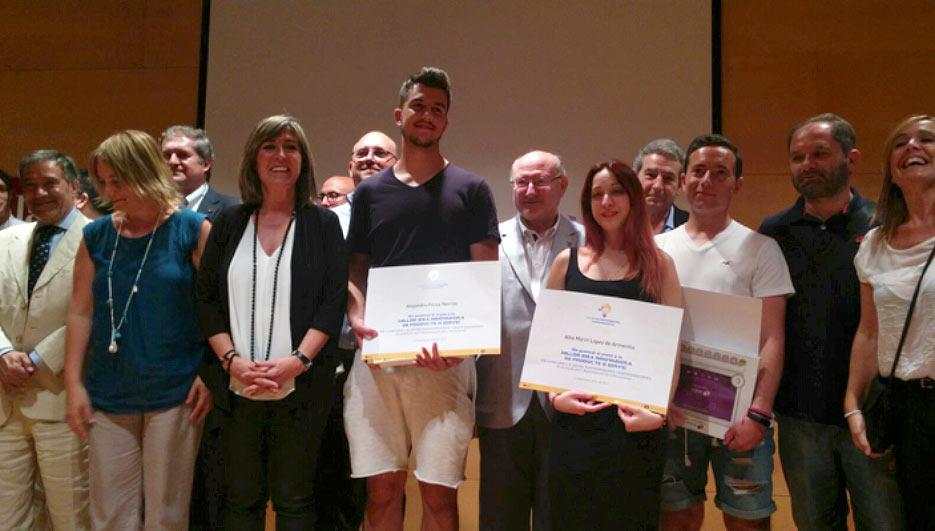13er Concurso L'H Jóvenes Emprendedores y Emprendedoras de L'Hospitalet de Llobregat